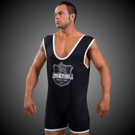 metal arms singlet ipf approved gometal