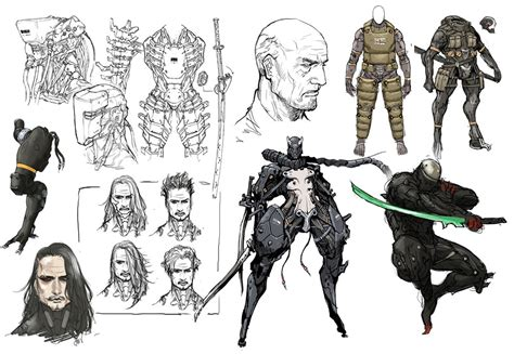 desain gamis artis showcase metal gear solid fan art and concept art