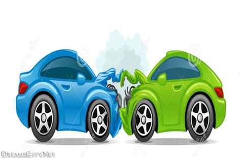 wrecked car clipart car crash clip art 76270