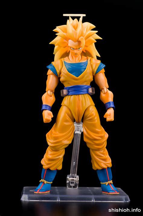 Shf Goku Ss3 Renewal レビュー バンダイ 魂ウェブ商店 s h figuarts スーパーサイヤ人3孫悟空 ドラゴンボール改