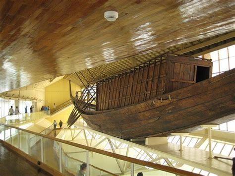 ark boat museum the solar boat museum khufu solar boat egypt