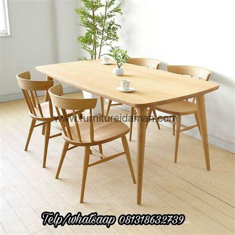 Jual Kursi Bar Di Palembang set kursi cafe kayu jati muda kci 110 furniture idaman furniture idaman
