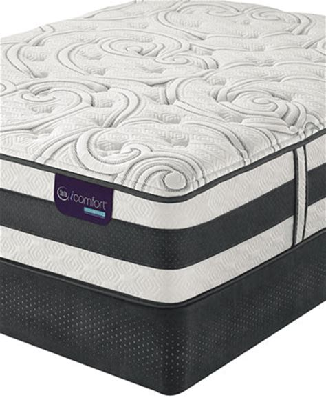 Macys Mattress Return by Serta Icomfort Hybrid Recognition 13 5 Quot Plush Mattress