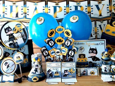 printable batman birthday decorations batman printable party supplies batboy birthday decorations