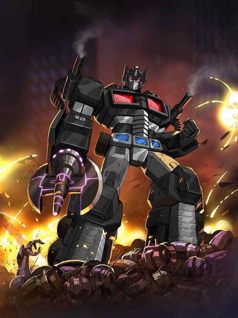 Transformers Nemesis Prime transformers origins nemesis prime