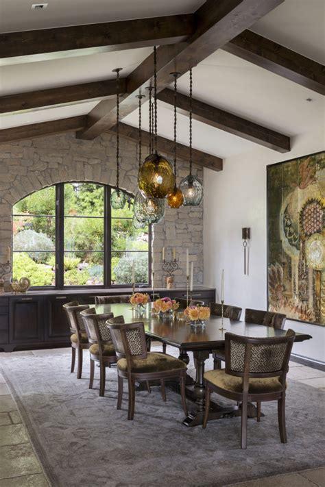 wonderful mediterranean dining room designs