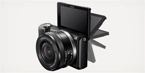 Sale Kamera Mirrorless Sony A5000 compact mirrorless digital sony a5000 cool material