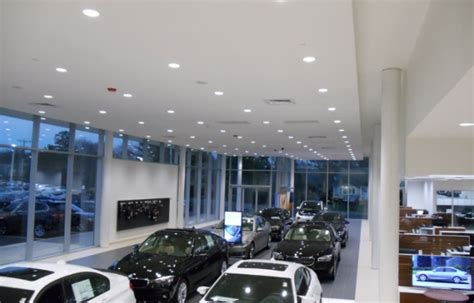 bmw of cape cod shows new retail standard with cree