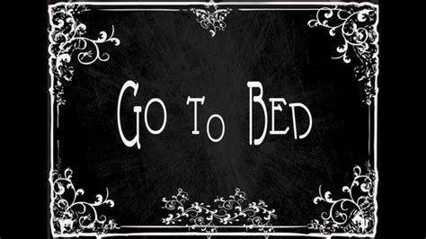 when to go to bed go to bed teaser trailer touchfight games youtube