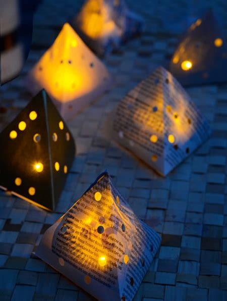 How To Make A Paper Lantern Light - diy paper lanterns with led lights 187 bellissima