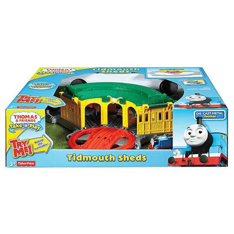 Take And Play Tidmouth Sheds by Friends Take N Play Tidmouth Sheds Target Australia