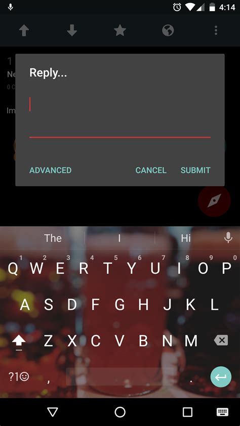 google keyboard themes download google keyboard in the latest android n dev preview lets