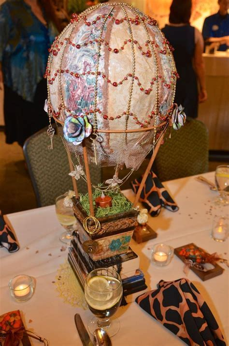 25  best ideas about Steampunk centerpiece on Pinterest