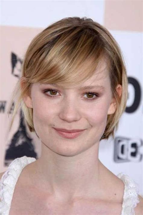 show all sides of haircuts 15 best of short hairstyles with bangs for fine hair