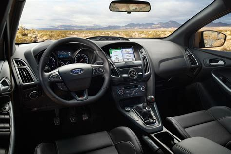 2017 ford 174 focus sedan amp hatchback detailed interior