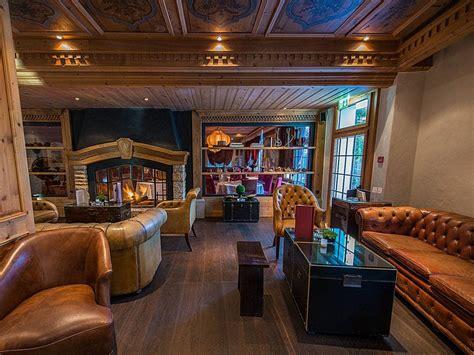 cigar lounge  smoke grand hotel park gstaad