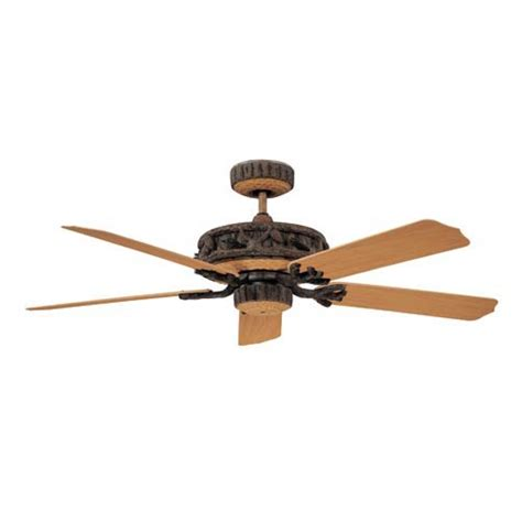 Lodge Ceiling Fan by Rustic Lodge Patio Outdoor Ceiling Fans Bellacor