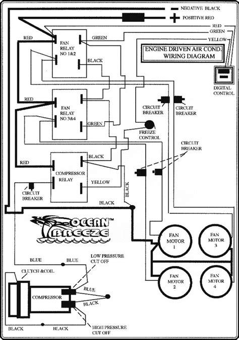 Engine Driven Wiring Diagram - Ocean Breeze Mfd. by Quorum