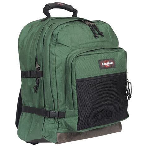 Ultimate Polo Backpack eastpak ultimate backpack wacko green clothing thehut
