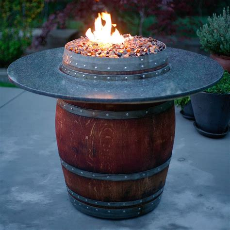 barrel fire pit the grand wine barrel fire pit how to build a wine