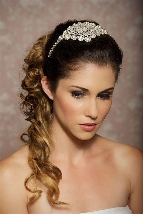 Elegante Frisuren Hochzeit by Hair Wedding Hairstyles 2082066 Weddbook