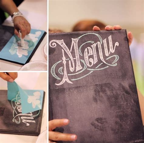 chalkboard paint stencils martha stewart new chalkboard screen stencils craftastik