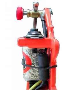 tattoo machine assembly pin rubber front lips bumper universal thread honda civic