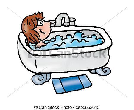 laver baignoire illustrations de baignoire dans baignoire