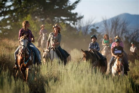 Horseback Riding   Sun Mountain Lodge, Resort and Cabins
