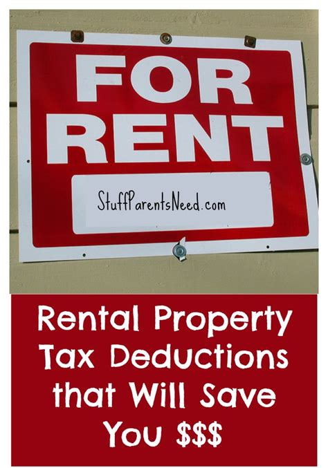 tax deductions for rental property money used in sweden