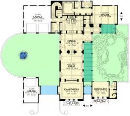 home plans with guest house 24 x 24 in quarters plan with laundry room