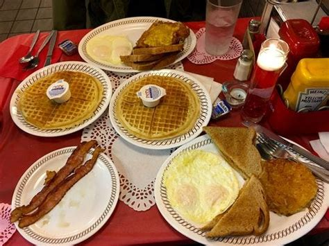 waffle house pensacola a scattered smothered and covered s day