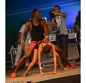 Olympic Legend Usain Bolt Shows Moves Performs Sexy Daggering Dance In