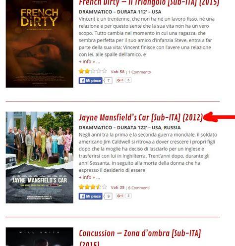 i nuovi siti di film streaming in italiano migliori siti per vedere scaricare film in streaming
