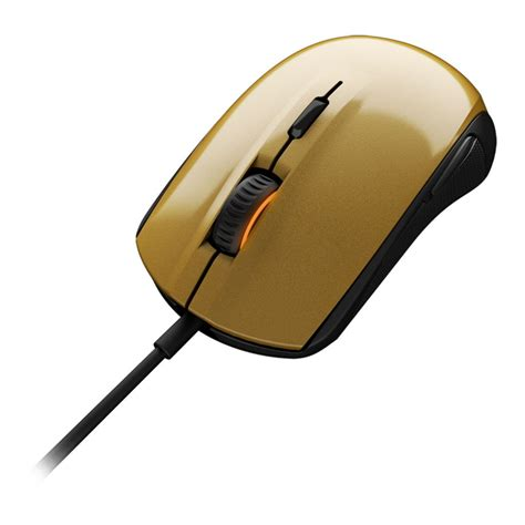 Steelseries Rival 100 Alchemy Gold steelseries rival 100 alchemy gold achat vente souris