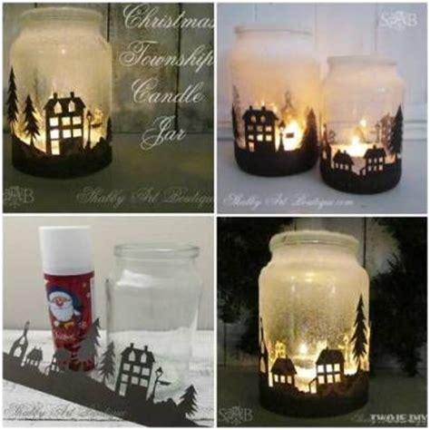 come creare una candela le 25 migliori idee su barattoli di vetro natalizi su