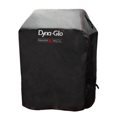 Small Propane Grill Home Depot Dyna Glo Dg300c Premium Small Space Lp Gas Grill Cover