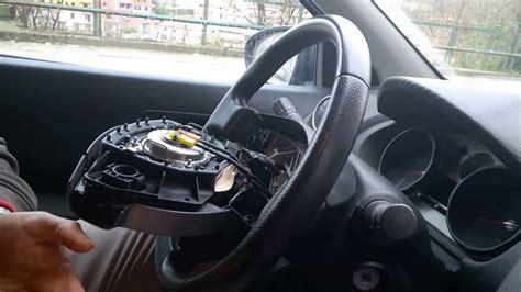 qashqai al volante smontaggio gruppo airbag volante qashqai