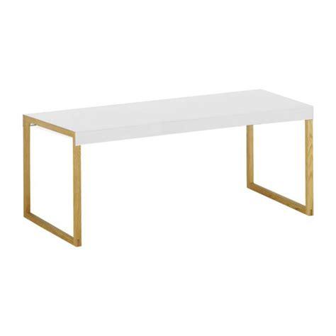 kilo tables basses blanc bois m 233 tal habitat