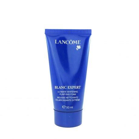Sabun Muka Shiseido Lancome Blanc Expert Ultimate Whitening Purifying Foam 50