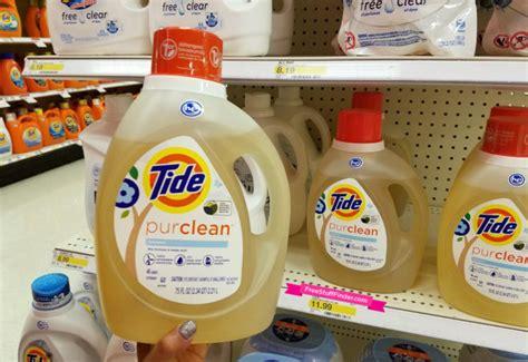 3 48 Reg 12 Tide Detergent At Target Laundry Target
