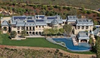 tom brady gisele s mega mansion completed an aerial