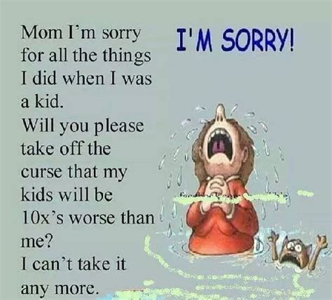 Funny Sorry Memes - im sorry funny quotes quotesgram
