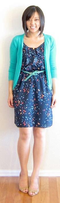 H M Blouse Hmb07 Crepe Tiny Floral Navy posts post navy dress mint cardigan mint belt