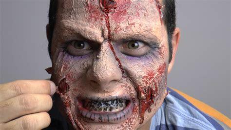 imagenes de halloween zombies maquillaje de zombie 161 triunfa este halloween