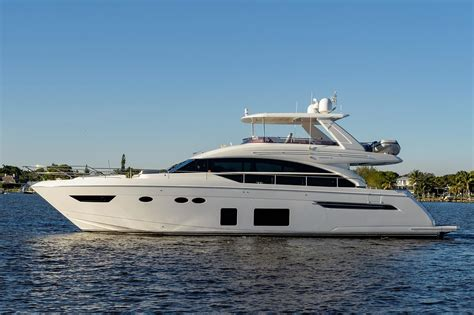 flybridge motor boats for sale 2016 princess 68 flybridge motor yacht power boat for sale