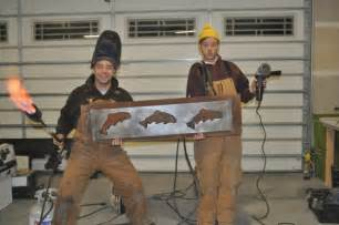 art projects with a plasma cutter metal fish wall art