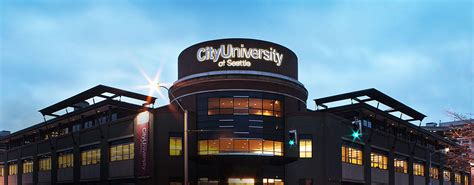 City Of Seattle Mba by Trường đại Học City Of Seattle Của Mỹ Tại