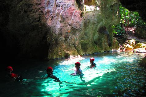 Three Story Houses by Visit The Mysterious Atm Cave In Belize