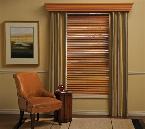 Wood Window Treatments Window Treatments With Wood Blinds Window Treatments